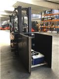 Linde E25C-600, 2014, Električni viljuškari