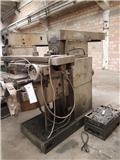 Masina de frezat FU-36, Other groundcare machines