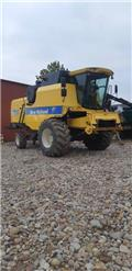 New Holland TC 5080, 2008, Mähdrescher