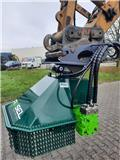 Axsel SG850 Stobbenfrees, Stumpgrinder, 2021, Boomstronkfrees