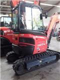 Kubota U 27-4 K, 2016, Mini Excavators <7t (Mini Diggers)