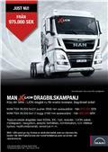MAN TGX 500 6x2-2 KAMPANJ 6x2/2, 2019, Tractores (camiões)