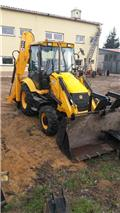 JCB 3 CX, 2008, Backhoe Loaders