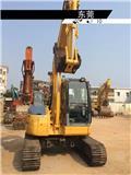 Komatsu PC78US, 2010, Mini excavators  7t - 12t