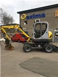 Wacker Neuson 6503, 2012, Wheeled excavators