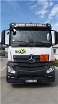 Mercedes-Benz Actros, 2017, Tank Trucks