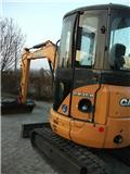Case CX 35 B ZTS, 2012, Mini Excavators <7t (Mini Diggers)