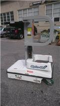 Bravi Spin-Go, 2013, Used Personnel lifts and access elevators
