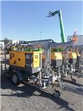 Atlas Copco QAS 20, 2010, Dyzeliniai generatoriai