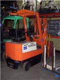 Toyota 2 FB CA 15, 2000, Electric forklift trucks