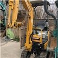 Yanmar Vio 17, 2012, Mini excavators < 7t (Mini diggers)