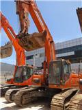 Doosan DX 380 LC-3, 2013, Excavadoras de cadenas