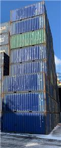 Container 20'DV, Zeecontainers