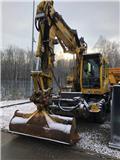 Liebherr A 900 C ZW, 2011, Excavadoras de ruedas