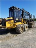 Caterpillar 554, 2001, Forwarders