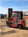 Nissan 60, Diesel Forklifts