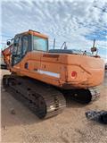 Doosan DX 225 LC, 2012, Excavadoras sobre orugas