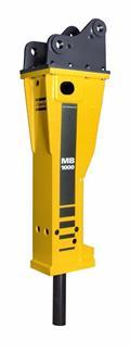 Atlas Copco MB 1000 Dust, Hammers / Breakers