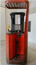 Rocla TTS 15, 1989, Apiladoras eléctricos