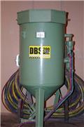 Contracor DBS-200RC Abrasive blasting machine, 2014, Citi