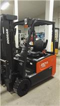Doosan B20 T-7, 2017, Electric forklift trucks