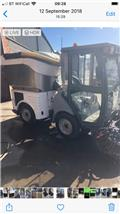 Hako 1250 demonstrator, 2017, Sweepers