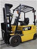 Электропогрузчик Caterpillar EP25K-PAC, 2011 г., 8774 ч.