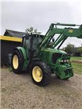 John Deere 6520, 2006, Traktorid