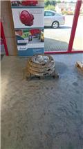 Valmet/valtra Baghjulsvægte 80 kg., 2001, Egyéb traktor tartozékok
