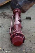 Carraro 26.25 FR, Axles