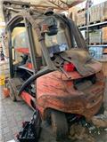 Linde H30D, 2003, Diesel gaffeltrucks