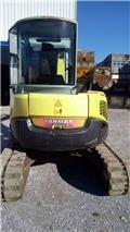 Yanmar VI055-CR, 2007, Mini excavators < 7t (Mini diggers)