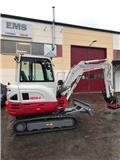 Takeuchi TB235, 2020, Mini Excavators <7t (Mini Diggers)