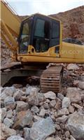 Komatsu PC350NLC-8, 2007, Crawler excavators