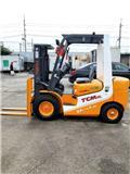TCM FD30, 2016, Diesel trucks