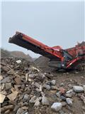 Sandvik QE 340, 2012, Mobile screeners