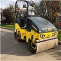 Bomag BW 120, 2014, Twin drum rollers