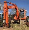 Hitachi EX 60-1, 1992, Mini excavators < 7t (Mini diggers)
