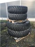 Other TRI-Hjul, 2st 440/80R34 2st 360/80R24 kmpl. Hjul, 2019, Other tractor accessories