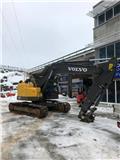 Volvo ECR 235, 2013, Crawler excavators