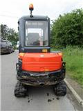 Kubota KX 101-3, 2014, Mini excavators < 7t (Mini diggers)