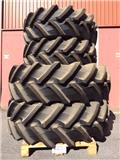 Traktordäck Pirelli/Trelleborg TM 700, Dekk, hjul og felger
