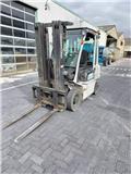 UniCarriers DX 25, 2016, Diesel heftrucks