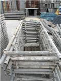 sten TUB, Scaffolding equipment