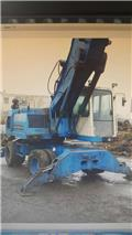 Fuchs MHL 350, 2000, Перевантажувачі металобрухту/промислові навантажувачі