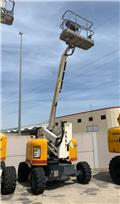 Terex Pegson TA64, 1999, Compact self-propelled boom lifts