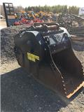 MB Crusher CB70 demo S60 Kross skopa, Vergruizers