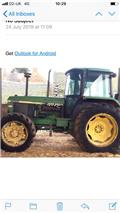 John Deere 3050, 1988, Tractors