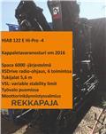 Hiab 122 XS E4 HiPro 2016 / 100 tuntia !!, 2016, Styckegodskranar