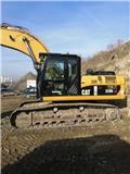 Caterpillar 329 D LN, 2011, Crawler excavators